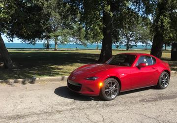2017 Mazda MX-5 Retractable Fastback: 4 little annoyances I discovered in a week