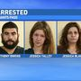 Police: 4 people arrested, stolen property seized