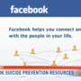 Facebook is using artificial intelligence to help prevent suicide