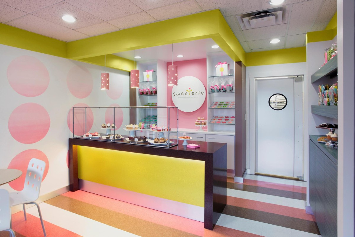The Sweeterie: 6820 Wooster Pike, Mariemont (45227)  --  Image courtesy of The Sweeterie