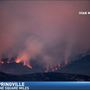 Pier Fire grows 4,000 acres overnight