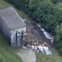 Kentucky bourbon warehouse collapse sends thousands barrels crashing to ground
