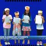Sanger first graders win national speaking award