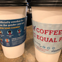 Corridor coffee shop recognizes Equal Pay Day