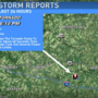 Reports of possible tornado in Laurens County Saturday evening