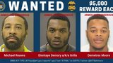 ATF Offers $5,000 Reward for Drug Trafficking Suspects