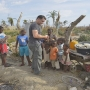 Local firefighter photographs, serves Haitian community after Hurricane Matthew