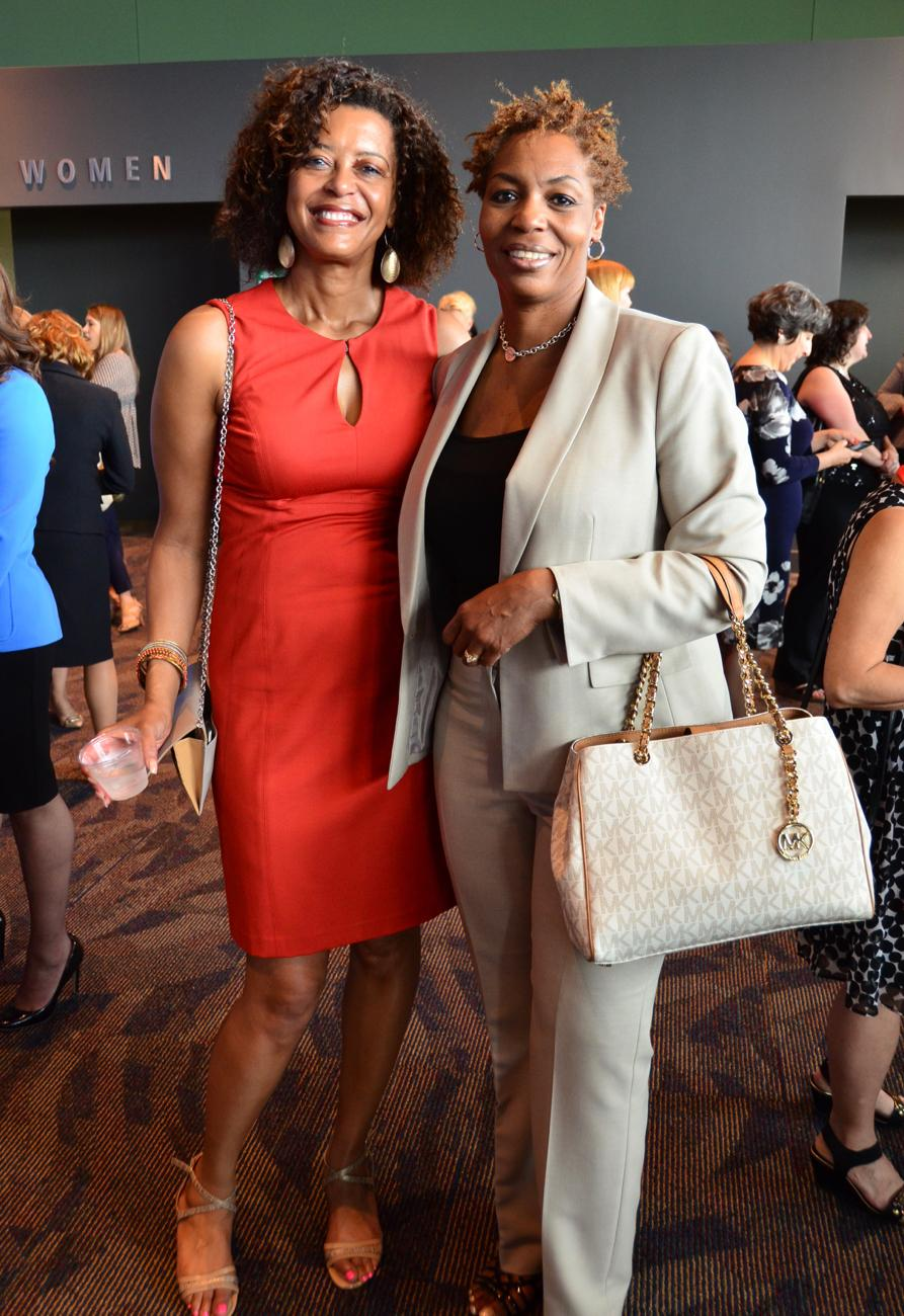 Angie Brown and Carla Brown / Image: Leah Zipperstein, Cincinnati Refined // Published: 5.10.18