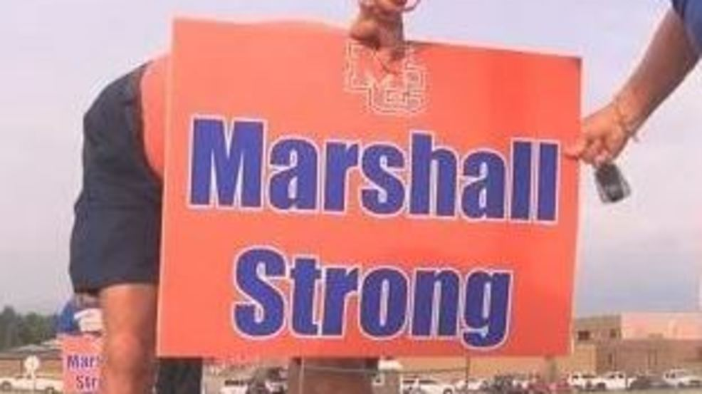 Chief Deputy talks security as Marshall Co, KY starts new school year (KFVS).JPG