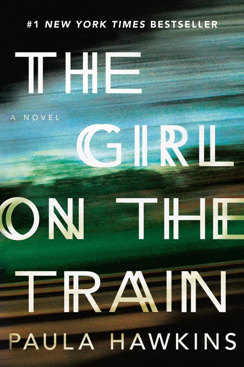 Girl on the Train, by Paula Hawkins (Image: Courtesy Riverhead Books)
