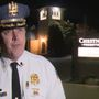 Interview with Baltimore County Police Major on arrests made in burglary spree
