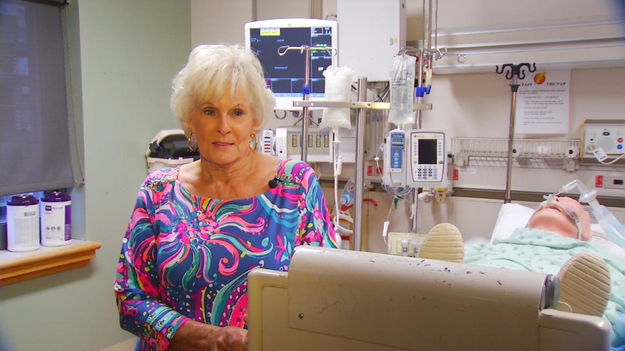 Make no mistake, ECMO at Mission Hospital in Asheville is a lifesaver. (Photo credit: WLOS staff)