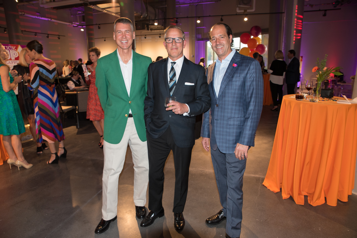 Jeff Consolino, Stephen Kohr, and Eric Kahn  / Image: Sherry Lachelle Photography // Published: 4.28.18<p></p>