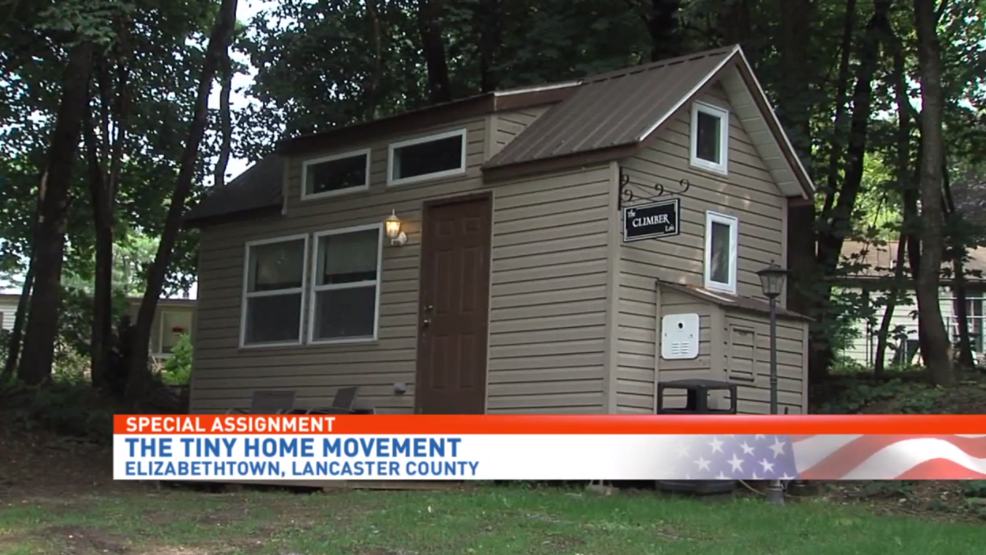 Upgrading Their Life Downsizing Their Home Tiny House Movement
