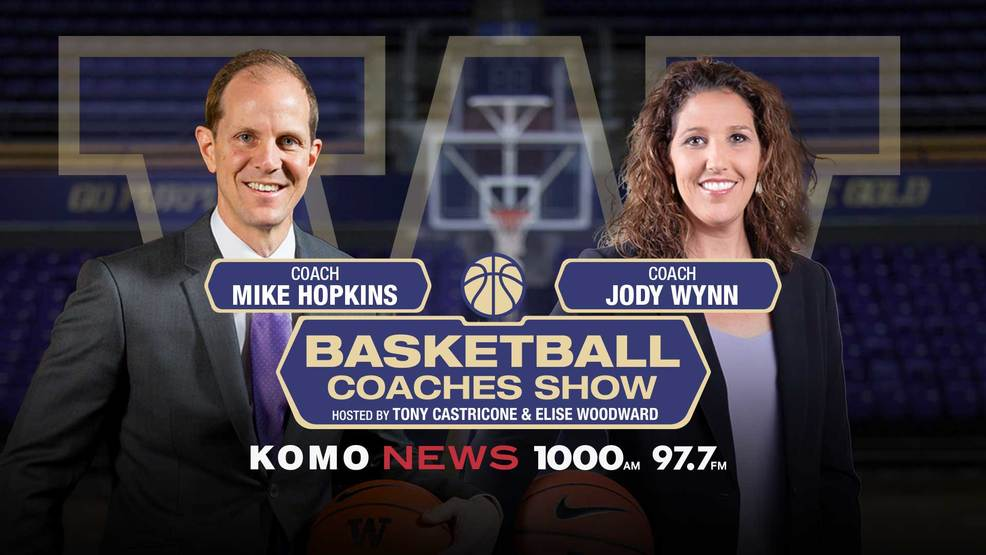The Basketball Coaches Show with Mike Hopkins & Jody Wynn (2.13.18)