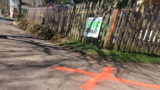 Neighbors: Sidewalks vandalized over residents' support of 'Safe Lincoln' road project