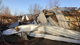 EF-1 tornado damage confirmed in Faulkner County