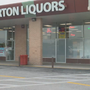 Employee recovering after man throws lit Molotov cocktail inside Md. liquor store