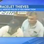 Sneaky thieves take pricey bracelet from Merced jewelry store