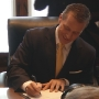 Gov. Eric Greitens grants few interviews
