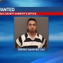 Sioux County Sheriff's Office need help locating wanted criminal