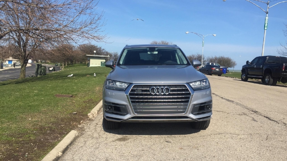 Audi Q Cool Technology Complements Nice Ride KDNL - Cool audi