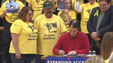Gov. Walker signs 'Dillon's Law'