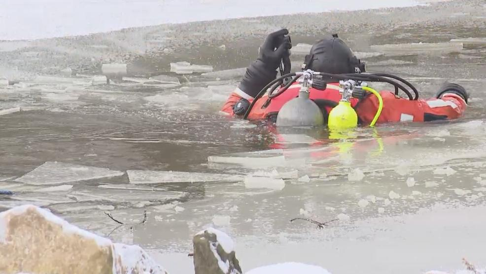 A month after a little boy was pulled from a frozen retention pond, two Columbus Police officers are being recognized for their roles in the life-saving action. (WSYX/WTTE)