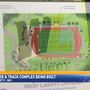 New athletic complex being built at West Liberty University