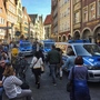 German police: Car crashes into crowd in Muenster, several dead