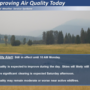 Air Quality Alert extended to Monday in eastern Washington counties