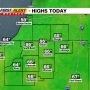 First Alert Weather: Record high temp in South Bend