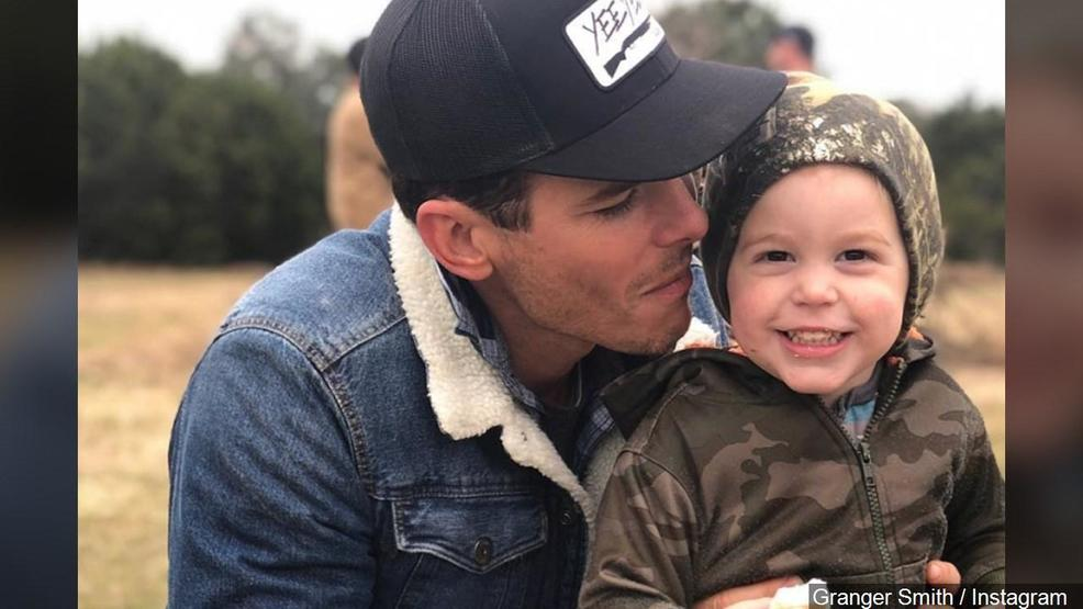 Granger Smith thanks community for its support after his son's death