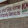 Sioux City's Boys and Girls Home cut the ribbon on a place they will soon call home