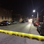 3 shot on crowded corner in East Baltimore, second triple shooting of the day