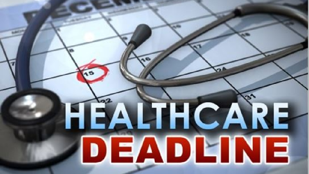 Health Insurance Deadline is Tuesday