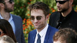 Robert Pattinson still baffled by Donald Trump tweet about his break-up