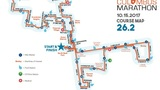 Road closures for Columbus Marathon