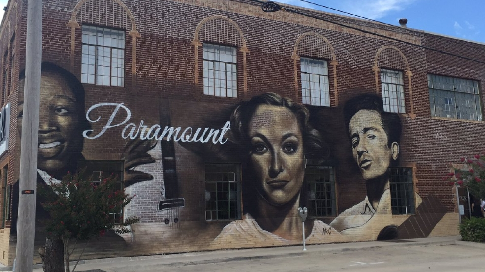 Film row mural in jeopardy kokh for Mural film