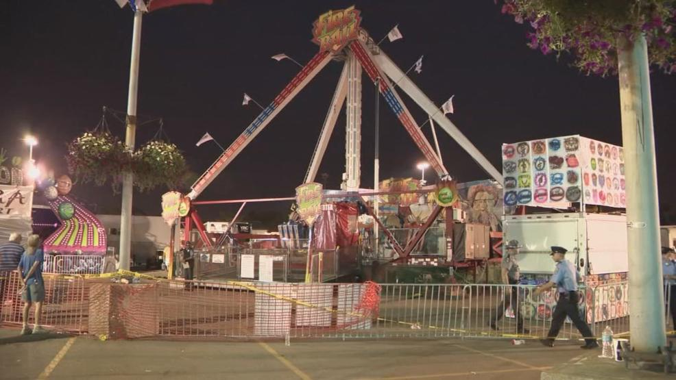 Devray Williams, 16, says she's still suffering nightmares after the fatal accident at the Ohio State Fair in July. (WSYX/WTTE)