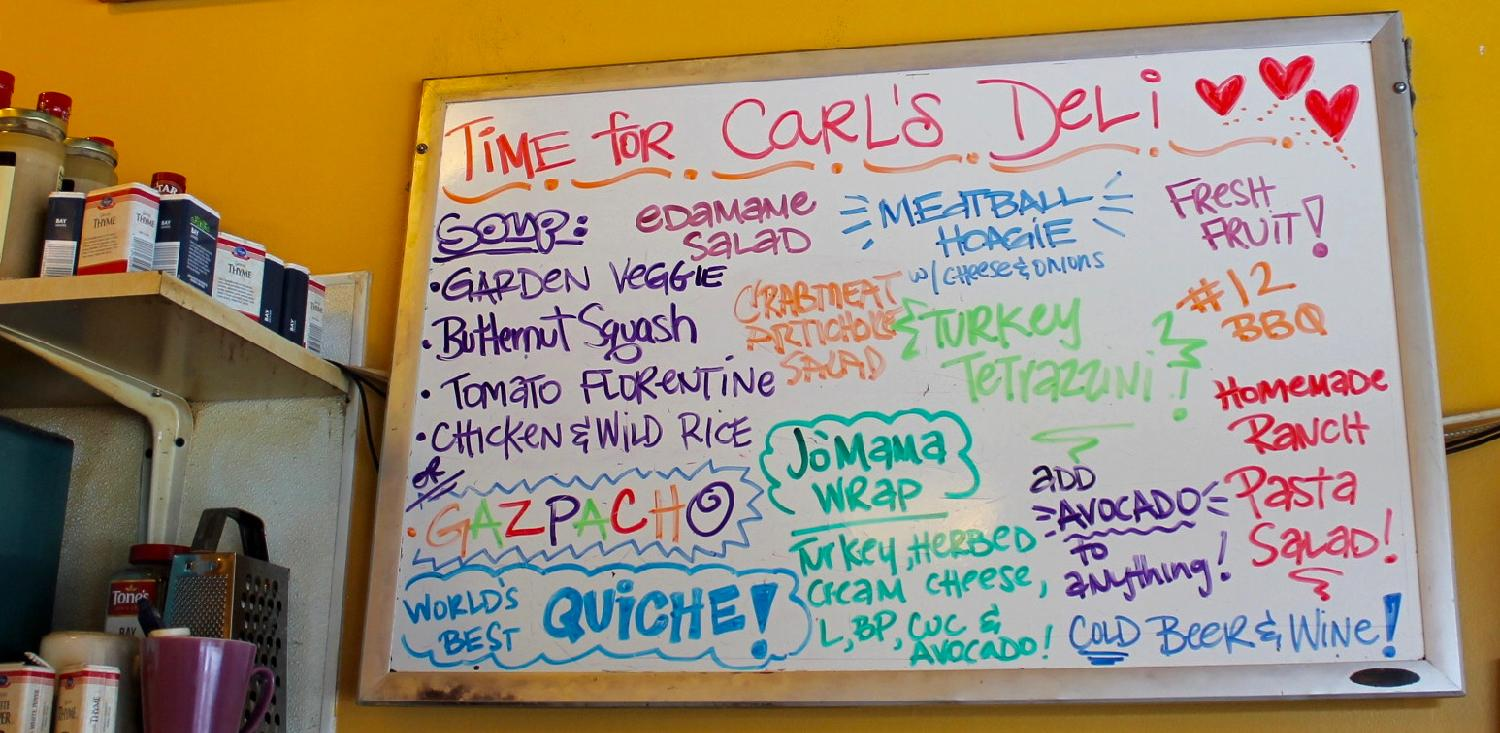 If you want a deli with a personal touch, head to Carl's on Observatory. It's been around since 1938. In 1968, it was purchased and run by Joanie Arnold (and her husband). At a point, though, Joanie was ready to retire from the business and sold it to employee Andy Hull in the late 1990s. He went on to run it for seven years before selling it back into the family. Anne McManus, the daughter of Joanie, decided to purchase the store and is running it to this day. As for the food… well, as with any deli, you can choose from an assortment of sandwiches, salads, and more. They also offer catering and a large selection of beer & wine. ADDRESS: 2836 Observatory Avenue (45208) / Image: Rose Brewington // Published: 7.29.17