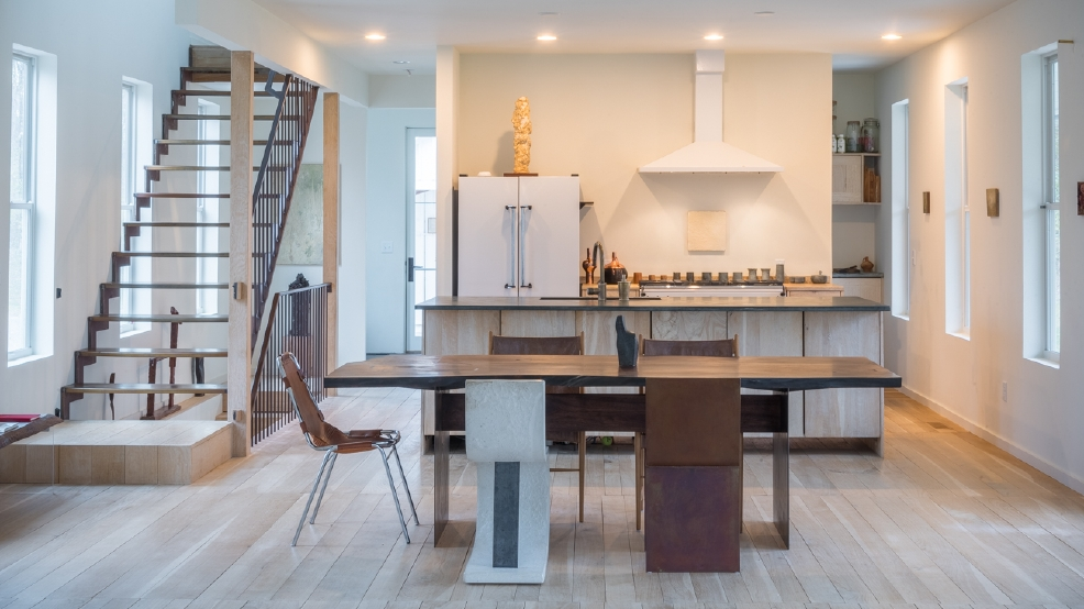 This Minimalist Farmhouse Will Inspire You To Live A