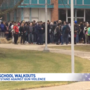 Students in West Michigan stage walkout in protest of gun violence
