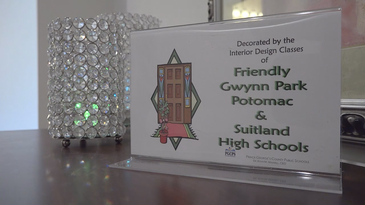 PGCPS unveils student built house in Clinton (ABC7)