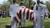Otter Lake sailor killed in Pearl Harbor attacks laid to rest in Michigan
