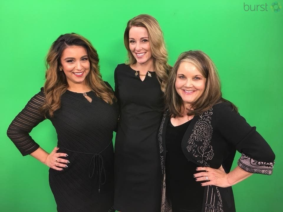 Photo: The women of the First Warning Weather Team<p>Photo source: Channel 3 meteorologist Ashley Ruiz</p>