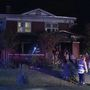 OKCFD: Unattended candle leads to metro porch fire
