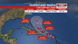 Tropical Weather Update: Maria is a Category 5 hurricane