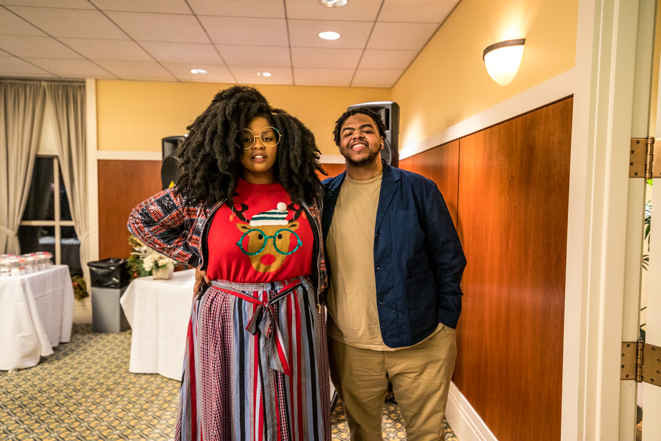 Anecia Johnson and Jeremy Page / Image: Catherine Viox // Published: 12.13.19