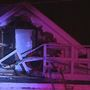 Woman injured in South Bend fire